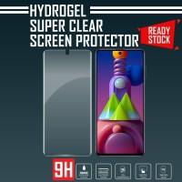 HYDROGEL ANTI GORES SAMSUNG GALAXY M51 PREMIUM SUPER CLEAR QUALITY