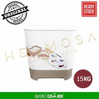 Rovega Tempat Beras Super Rice Box Rice Container Rice Wise 10KG Cokla