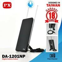 PX DA-1201NP Antena TV Digital Analog Indoor - GARANSI 18 BULAN