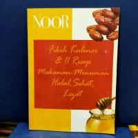 Fikih Kuliner&11 Resep Makanan-Minuman Halal,Sehat,Lezat