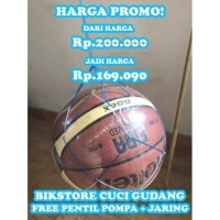 Bola Basket Molten GG6X Import Thailand