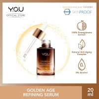 YOU Golden Age Refining Serum 20gr [Skin- Renewal Activator]
