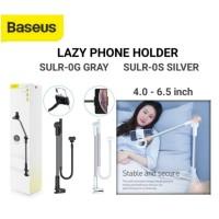 BASEUS PHONE HOLDER LAZYPOD LAZY NECK PHONE STAND JEPIT CLIP ON