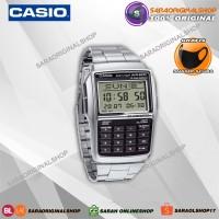 Casio DBC-32D Calculator - Jam Tangan Pria - Original Garansi Resmi