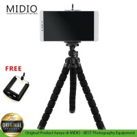 Octopus Tripod + Holde U for Mobile Phone