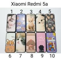 Case Soft case Karakter For XIAOMI REDMI 5A / Softcase XIAOMI 5A BIASA