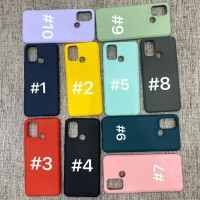 Silicone Case Softcase Warna My Choice Realme C17