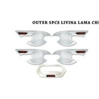 New Outer chrome Livina lama 2008-2018.
