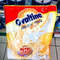 Ovaltine malted milk isi 18 sachet