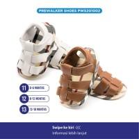 Prewalker Shoes Boy / Sepatu Sneaker Bayi Laki-laki / Pws Baby Boy