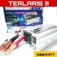 POWER INVERTER 500w 500watt DC 12v to AC 220v Reseller Only