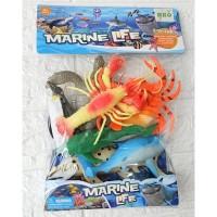 Marine Life 661-38 - Mainan Figure Miniatur Hewan Laut Sea Animal