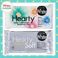 Hearty Clay Air Dry Clay Padico Japan Bahan Clay Kerajinan Tangan 200 - Large