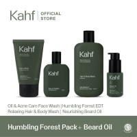 Special Package 5 - Kahf Humbling Forest Pack + Beard Oil