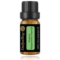 10ml Organic Peppermint Piperita Essential Oil 100% Murni Alami