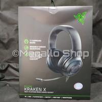 Razer Kraken X Mercury Gaming Headset Garansi Resmi