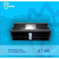 Kipas Angin Mobil Truk / Blower AC Mobil Truk Jet Air Universal 12v