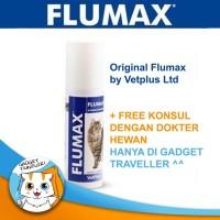 Vetplus Flumax Obat Flu / Pilek Kucing Lysine