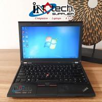 Laptop Lenovo ThinkPad X230 Ci5 Gen 3 Core i5 Murah Second Pilihan RAM