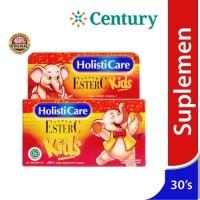 HOLISTICARE ESTER-C KIDS 30TAB