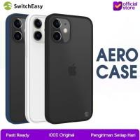 SwitchEasy Aero Case iPhone 12 Pro Max / 12 Mini / 12 Pro Soft Casing