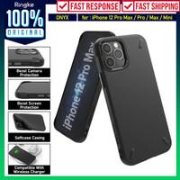 Case iPhone 12 Pro Max 12 Pro 12 Mini Ringke Onyx Softcase Casing