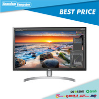 LG 27UL850-W - 27 UHD 4K IPS Monitor with HDR