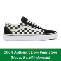 VANS Oldskool Old Skool Primary Checkerboard Black | BNIB Original