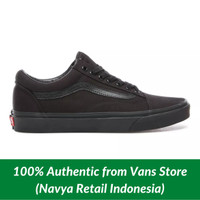 VANS Old Skool Classic All Black | BNIB Original - 36
