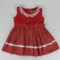 Dress Pesta Anak Umur 1 - 2 Tahun Dress Ulang Tahun Bagus Dan Murah q