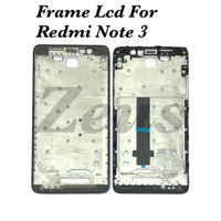 Frame LCD Tulang Tengah Tatakan LCD Bazel Xiaomi Redmi Note 3