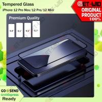 Premium Tempered Glass 3D iPhone 12 Pro Max / 12 Mini / 12 Pro Full