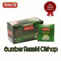 Tong Tji Green Tea (Teh Hijau) isi 25 celup