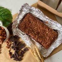 Guanaja Almond Fudgy Brownie   CMFY by Philocoffee - Sharing Size