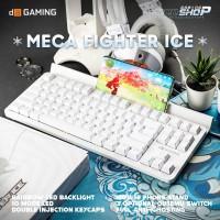 Digital Alliance GAMING KEYBOARD MECA FIGHTER ICE TKL