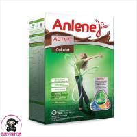 ANLENE Actifit Cokelat Susu Box 250 g