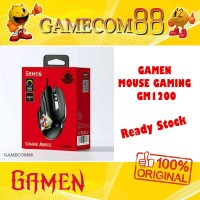 Gamen Mouse Gaming RGB Lighting Effect 3200 DPI GM1200