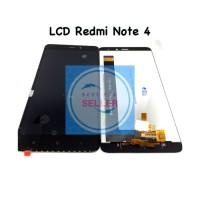 Lcd Touchscreen Xiaomi Redmi Note 4 Mediatek Fullset Original Terlaris