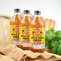 Bragg Apple Cider Vinegar 473 ml Pack of 3