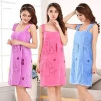BAJU HANDUK WEARABLE TOWEL KIMONO WEARABLE GUD0005