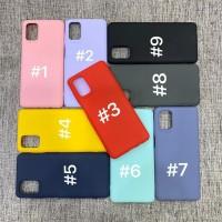 Silicone Case Softcase Warna Samsung M51