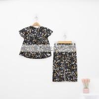 Lunaci Black Adenium Naura Pyjamas Kids