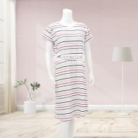 Lunaci Candy Lines Breastfeeding Dress