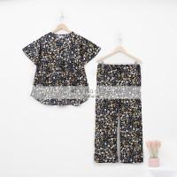 Lunaci Black Adenium Naura Pyjamas