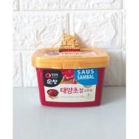 Chung Jung One Sunchang Gochujang Paste 500g   Sambal Pasta Cabe Korea