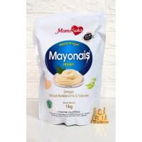 Mama Suka Mayonais Putih 1Kg   Topping Takoyaki Kentang Goreng