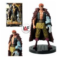 Action figure One Piece Eustass Captain Kid DXF The Grandline Men GLM