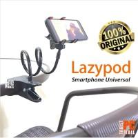 Lazypod 2 Clips Tongsis Jepitan Narsis for Smartphone