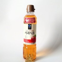 Daesang Chung Jung One Apple Vinegar 500gr   Cuka Apel Korea