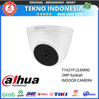 Kamera CCTV DAHUA COOPER T1A21P DOME 2MP HDCVI 4 IN 1 INDOOR